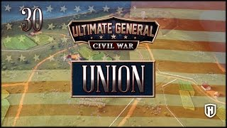 The Battle of Gettysburg! | Day 1 - Union Campaign #30 - Ultimate General: Civil War