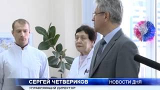 (16+) Необычный проект реализован в детской больнице Волжского(, 2013-12-26T17:17:54.000Z)