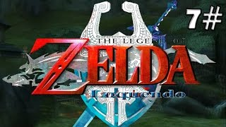 The Legend Of Zelda (Loquendo) - La espada y escudo