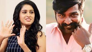 What does Vijay Sethupathi do in Karuppan Shooting Spot? | Tanya Ravichandran Reveals! | RR 08
