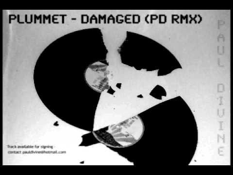 Damaged - Plummet (Paul Divine RMX) - YouTube