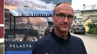 Jouni: Itämeri on Euroopan keuhkot, Naantalin Venemessut