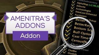 Amenitras Addons [Info] - Addons die ich benutze!