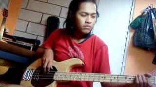 Gigi - Pintu surga (cover bass)