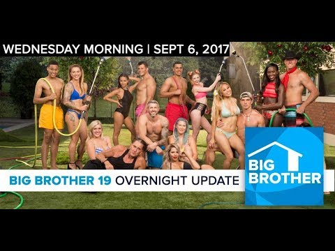 Big Brother 19 | Overnight Update Podcast | Sept 6, 2017