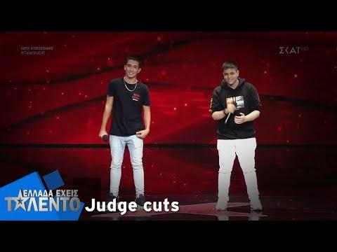 Ελλάδα Έχεις Ταλέντο - Season 2 | Michailidis X Vag | 19/11/2018