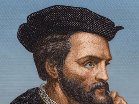 The Life of Jacques Cartier-Mini Biography