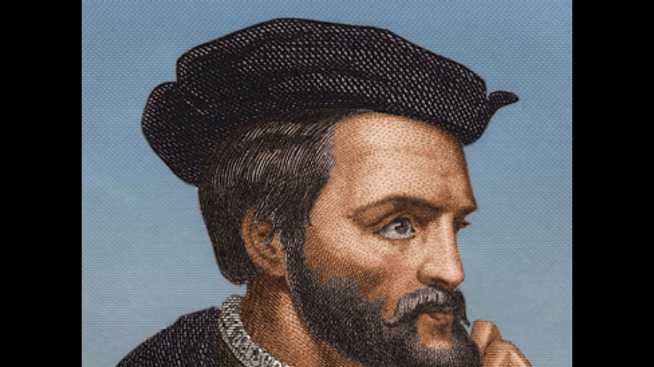 The Life of Jacques Cartier-Mini Biography - YouTube