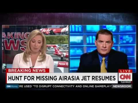 Was Lightning a Factor in the Air Asia Crash? CNN Breaking News December 28 2014