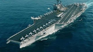 Top 10 Biggest Naval Ships In The World