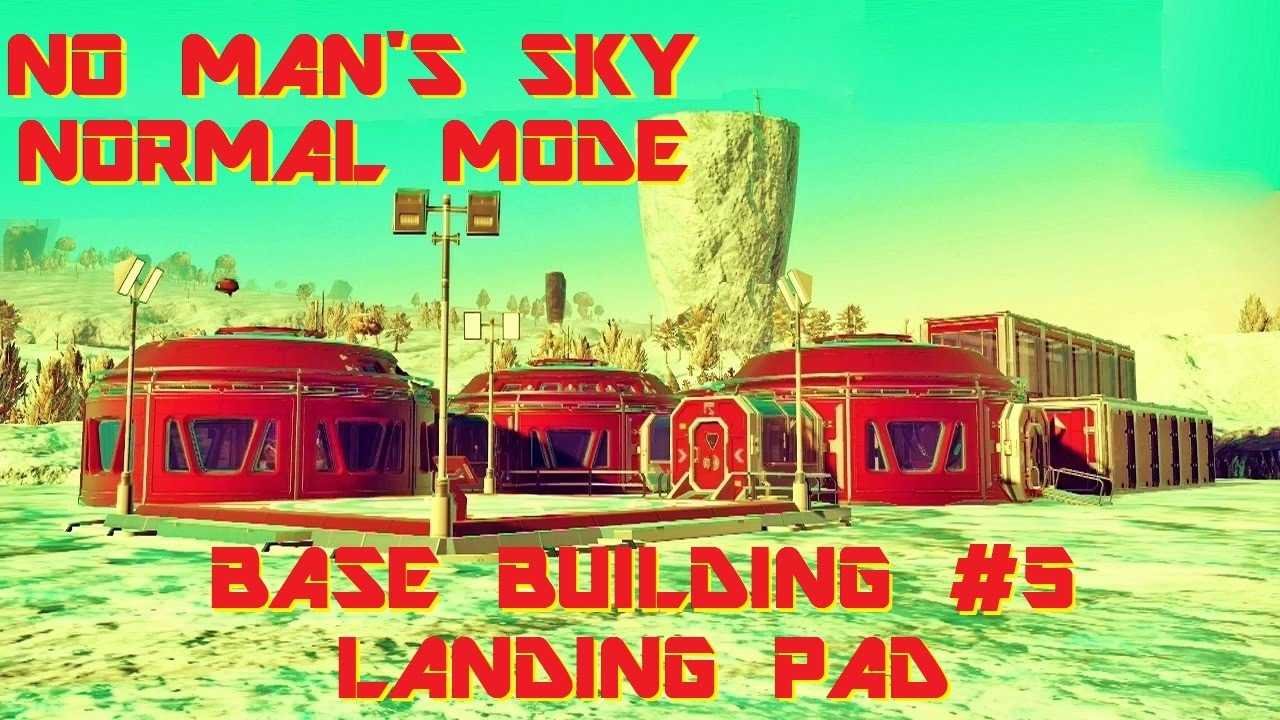 Find A Building Again No Man S Sky