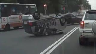 2014年11月の交通事故動画まとめ。ドライブレコーダー (2)