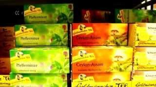 Nice Herbal Tea in Germany