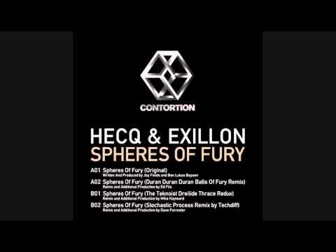 Hecq & Exillon - Spheres of Fury