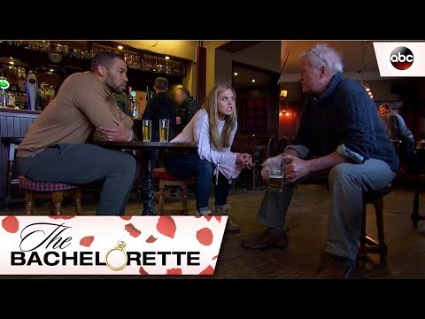 'The Bachelorette' deleted scene: Hannah Brown and Mike Johnson learn about Loch Ness Monster and love [WATCH]