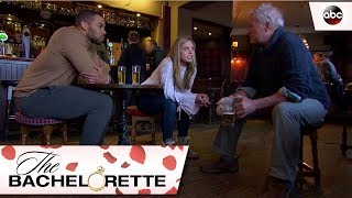 Finding Loch Ness And Love - The Bachelorette Deleted Scenes