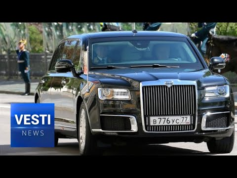 The Kortezh Car Conspiracy Revealed! Putin Unveils Russia's First Luxury Brand Limousine Line