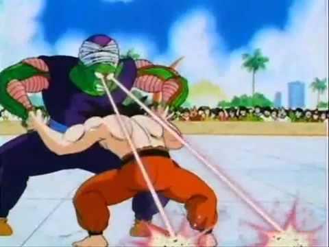 Goku Vs Piccolo Amv Dragon Ball Z Video Fanpop