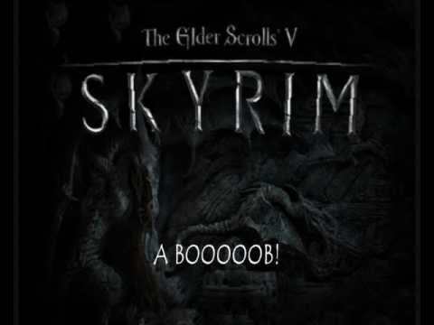 Skyrim theme misheard lyrics