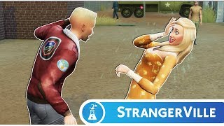 The Sims 4 - StrangerVille - Beoltom az egész várost!  - 4. rész