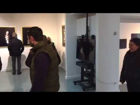 Take A Tour Of Roosevelt Island Gallery RIVAA 17th Year Exhibition, Vernissage XV11