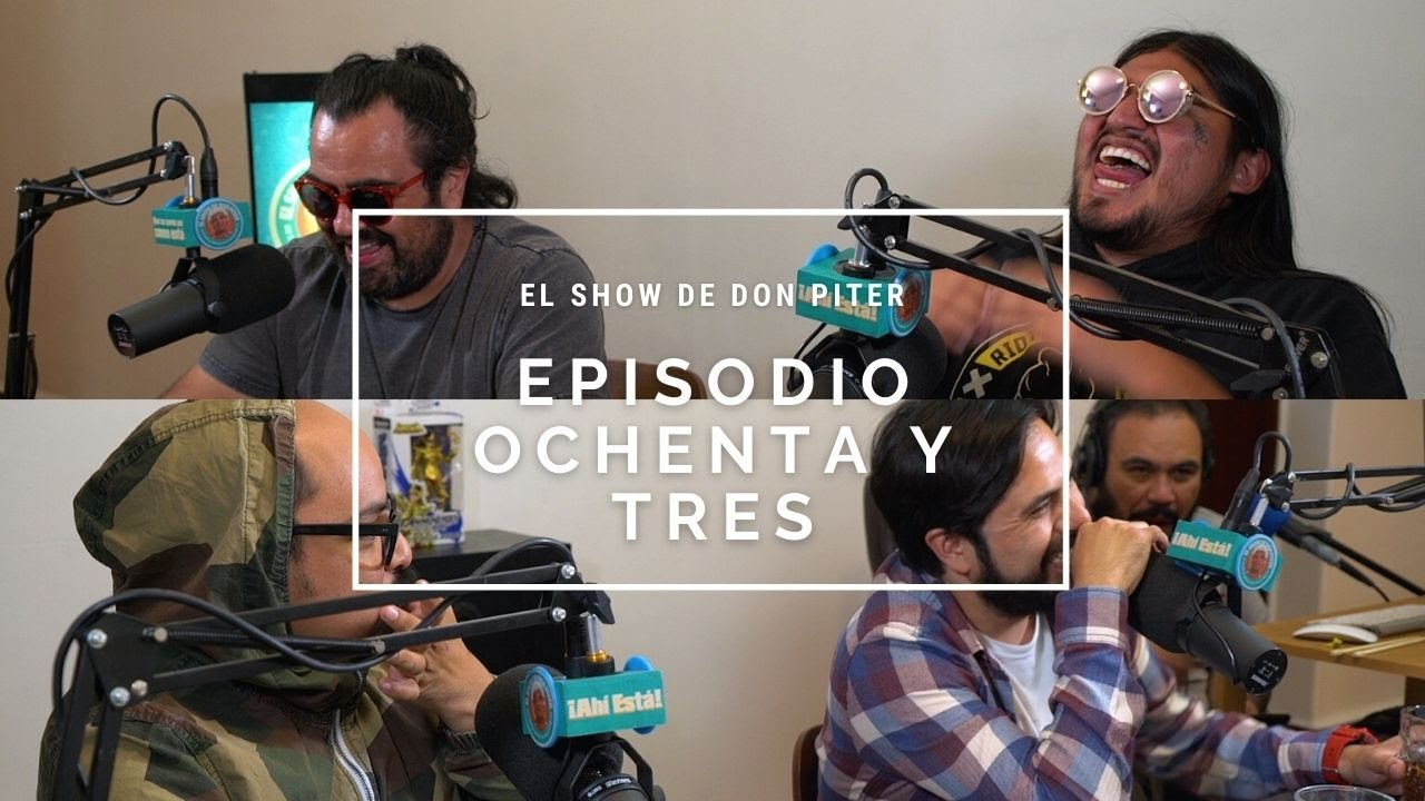 El Show de Don Piter - Episodio 83 // SINDICATO DE CHARLATANES UNIDOS