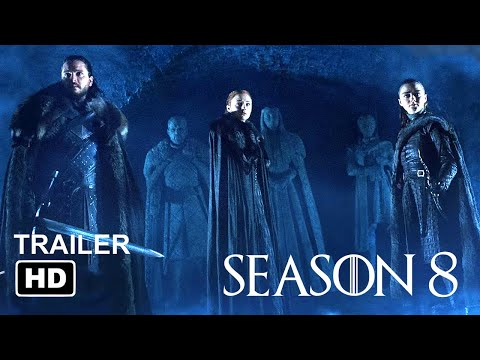 Game Of Thrones Season 8 Official Teaser - The Crypts Of Winterfell