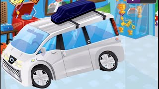 Puzzingo Toddler and Kids Puzzles Games - Cars Puzzle Pack, Minivan - Learning Puzzle Vocabulary
