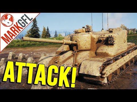 AT 15 Assault Tank Destroyer - World of Tanks thumbnail
