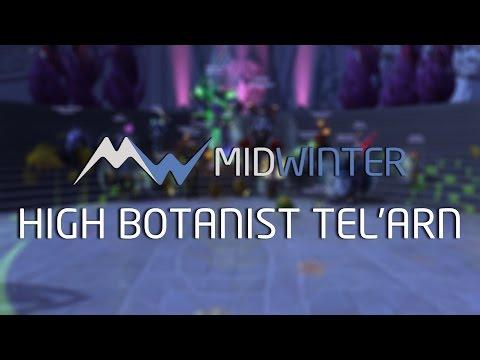 Midwinter vs Mythic High Botanist Tel'arn