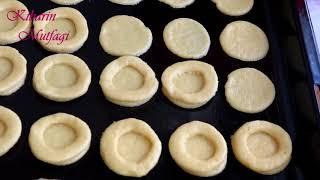 Bülbül yuvası tatlısı nasıl yapılır- Bülbül yuvası tatlısı tarifi (irmikli)-Şerbetli tatlı tarifleri