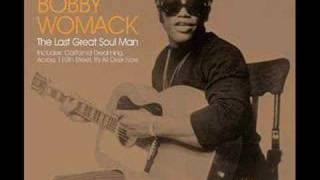 "Bobby Womack & Patti LaBelle ""it takes a lot of strength"""