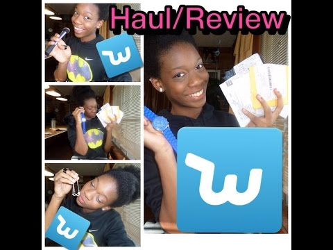 app haul review youtube