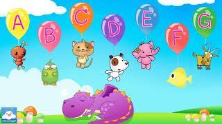 เพลงเพื่อนสัตว์น่ารัก A-Z พร้อมเนื้อเพลงให้ร้องตาม by KidsOnCloud