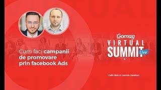 Facebook Ads cu rezultate pentru Afacerea Ta - Calin Biris