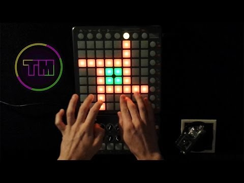 Tim Murray | Datsik - Fully Blown | Launchpad Cover!