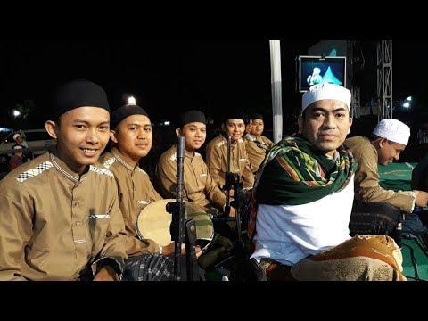 Al-Manshuriyyah ft Gus Wachid AM Solo Es Lilin - Bandung Bersholawat Rajawali, 2017