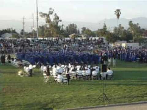 John H Francis Polytechnic High School Graduation Class of 2011!