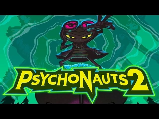 PSYCHONAUTS 2 XBOX SERIES S FIRST 15 MINUTES GAMEPLAY