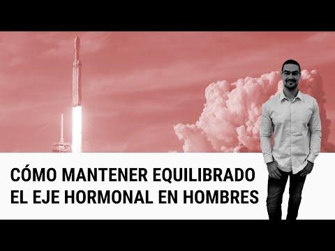 Aumento De La TESTOSTERONA Y Equilibrio Hormonal Masculino