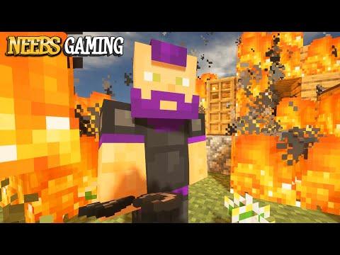 Minecraft : I Destroyed My Friends Home