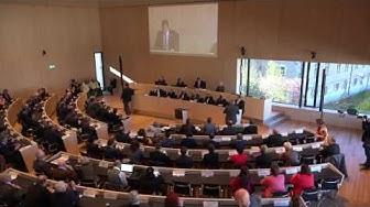 14 avril 2017 - Inauguration du nouveau Parlement vaudois