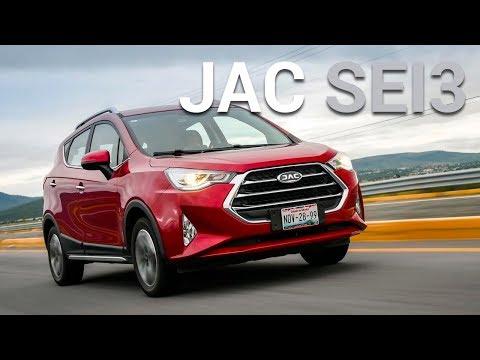 JAC SEI3 - estrena rostro y mejor equipamiento