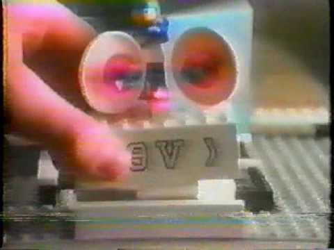 LEGO is listed (or ranked) 2 on the list The Best Toy Commercials of the 80s