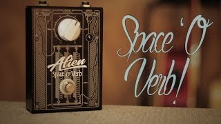 ALIEN - Space 'O'Verb - Reverb - The Gas Channel