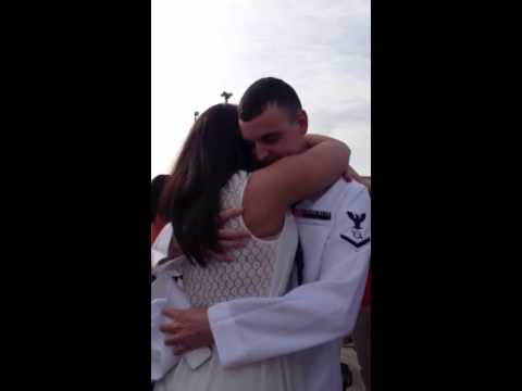 Deployment Homecoming - USS Farragut DDG 99