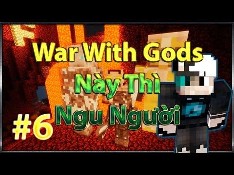 MineCraft WWG Tập 6 | Sự Ngu Người Của Noob | ZunVn