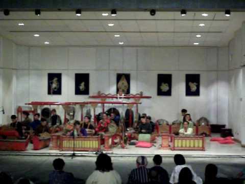Javanese Music University of Hawai'i at Manoa.  April 24, 2010