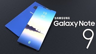 Samsung Galaxy Note 9 is LEAKED!!!