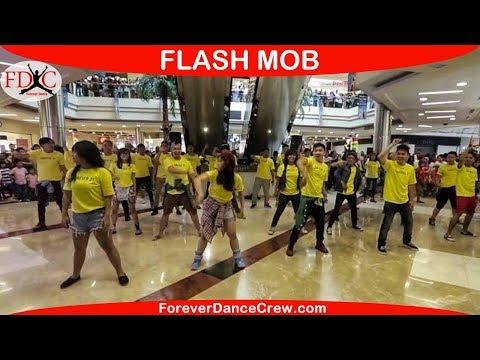FLASH MOB INDONESIA DANCE FLASHMOB INDONESIA